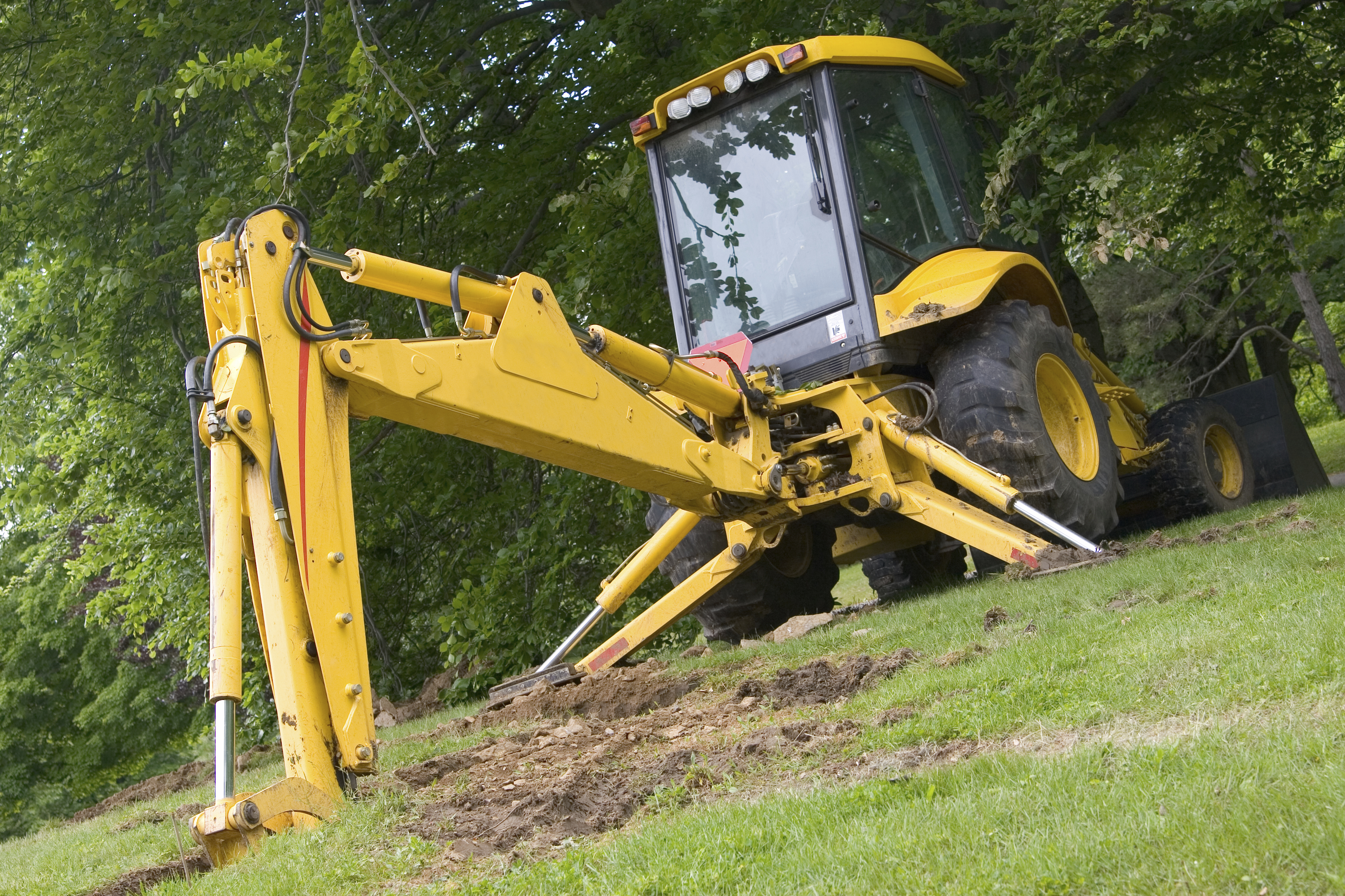 How Much Does A Backhoe Cost